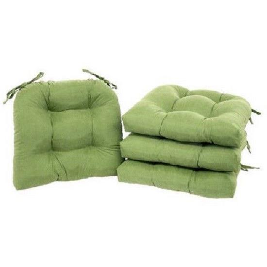 Set of Cushion Outdoor Furniture With