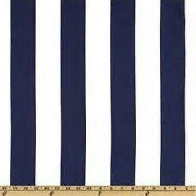 Set Navy Blue Stripe Patio - Choose