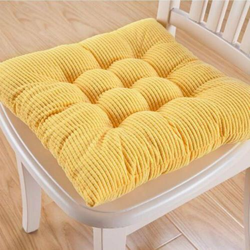 Set of Seat Pads Kitchen Cushion Patio Indoor