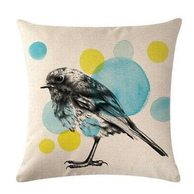sketch animal series home decor sofa seat
