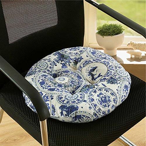 soft creative round seat cushion