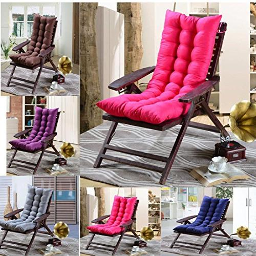 Sothread Fashion Long Chair Pads Pillow Indoor Outdoor
