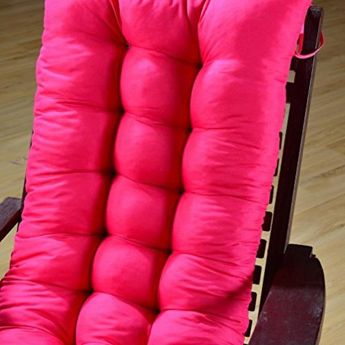 Sothread Soft Long Seat Chair Pads Thickened