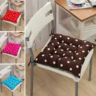 Soft Polka Dot Chair Cushions Seat Pads Garden Patio Home Fu