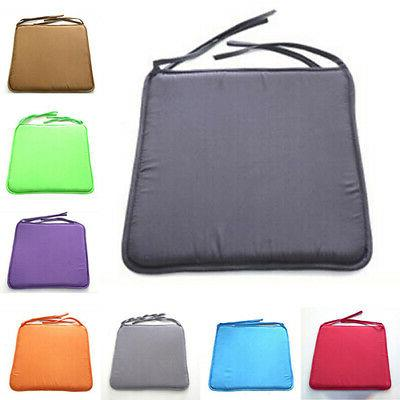 1x Chair Cushion Pad Dining Garden Home Kitchen Office