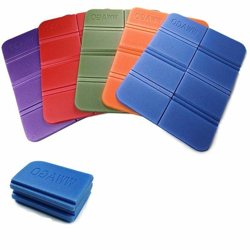 Dual Cushion Seat Pad For Camping Hiking Picnic Portable Sof