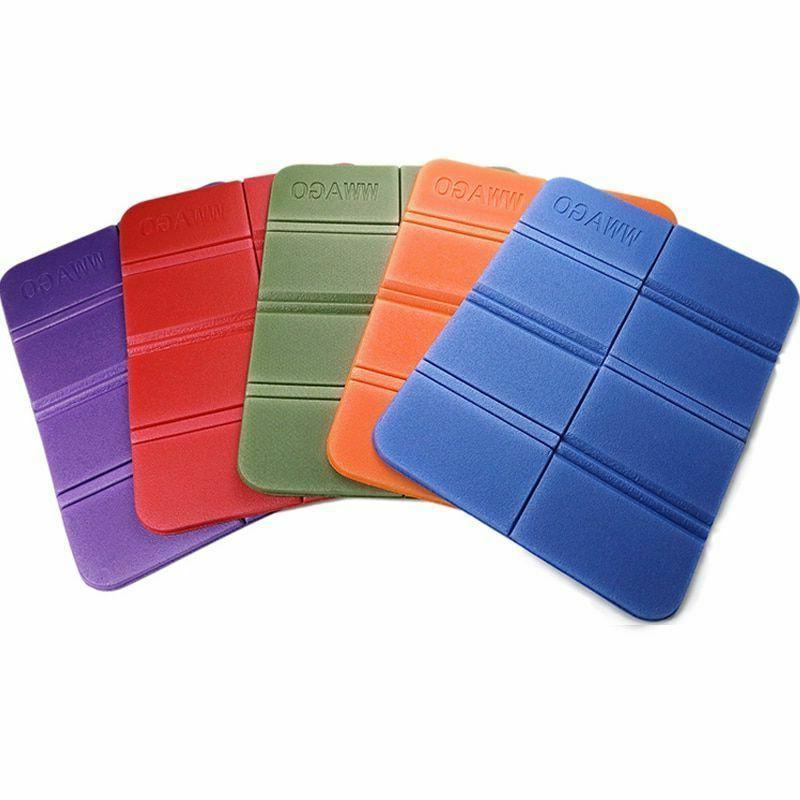 Soft Waterproof Dual Camping Hiking Picnic Cushion Seat Chai