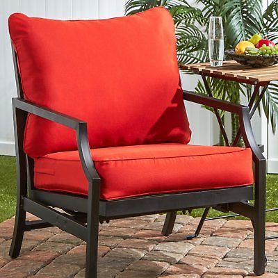 Greendale Fashions Solid Deep Seat