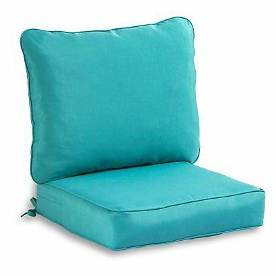 Greendale Home Fashions Solid Deep Seat