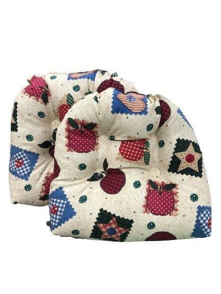 square 14x14 chair seat cushion pads