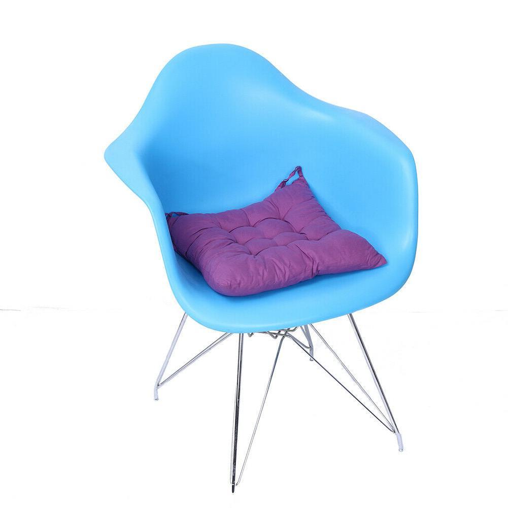 Square Cotton Cushion Buttocks Chair Pillow Mat Decor