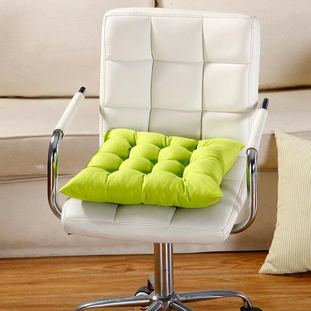 Square Cushion Chair Mat Pads Decor