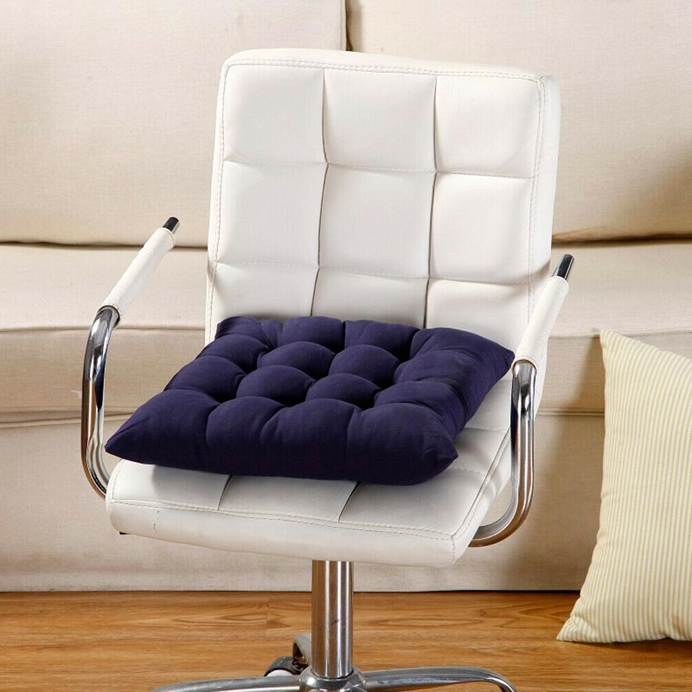 Square Seat Soft Cushion Buttocks Chair Pillow Mat Pads Office Decor