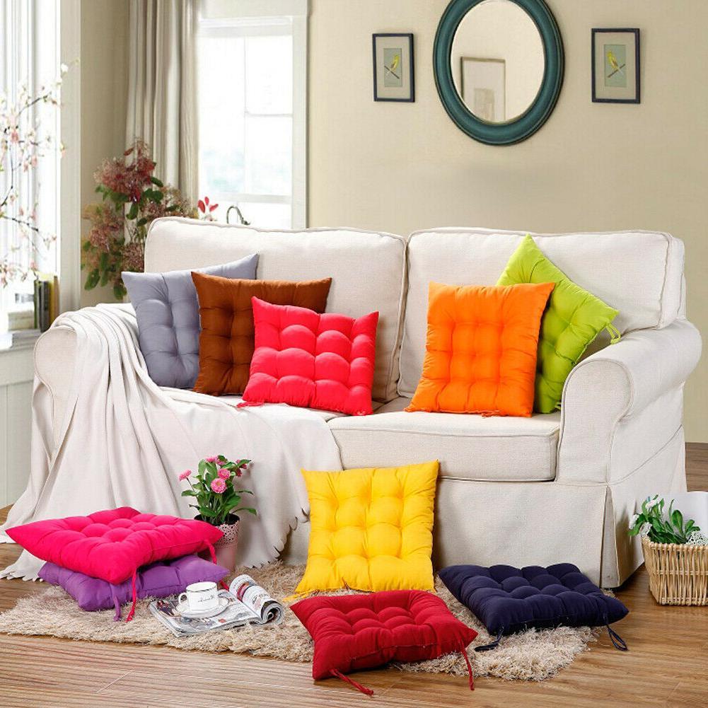 us soft comfortable cotton seat cushion winter
