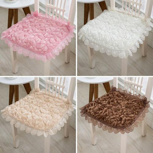 Square Garden Patio Home Kitchen Office Chair Seat Pad Cushion Pillow