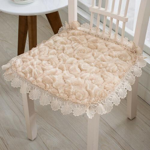 Square Garden Home Kitchen Chair Seat Pad Pillow