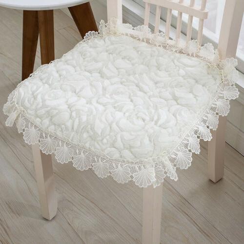 Square Garden Patio Kitchen Office Sofa Chair Cushion Pillow