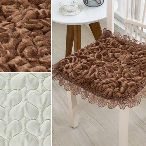 Square Kitchen Sofa Chair Seat Pad Pillow