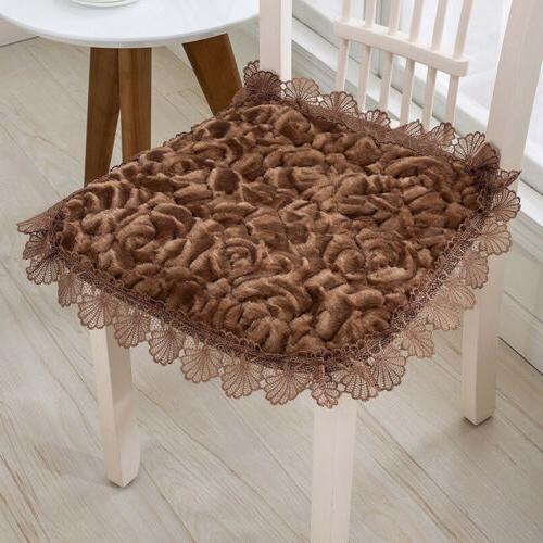 Square Garden Kitchen Sofa Chair Pad Pillow