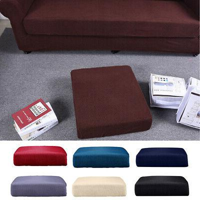 Sofa Seat Cushion Cover Couch Slip Covers Super-Soft Protect