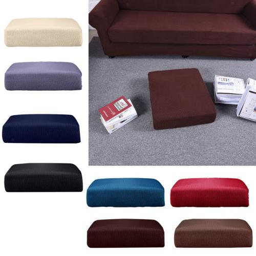 Stretchy Sofa Seat Cushion Cover Couch Bench Slipcover Prote