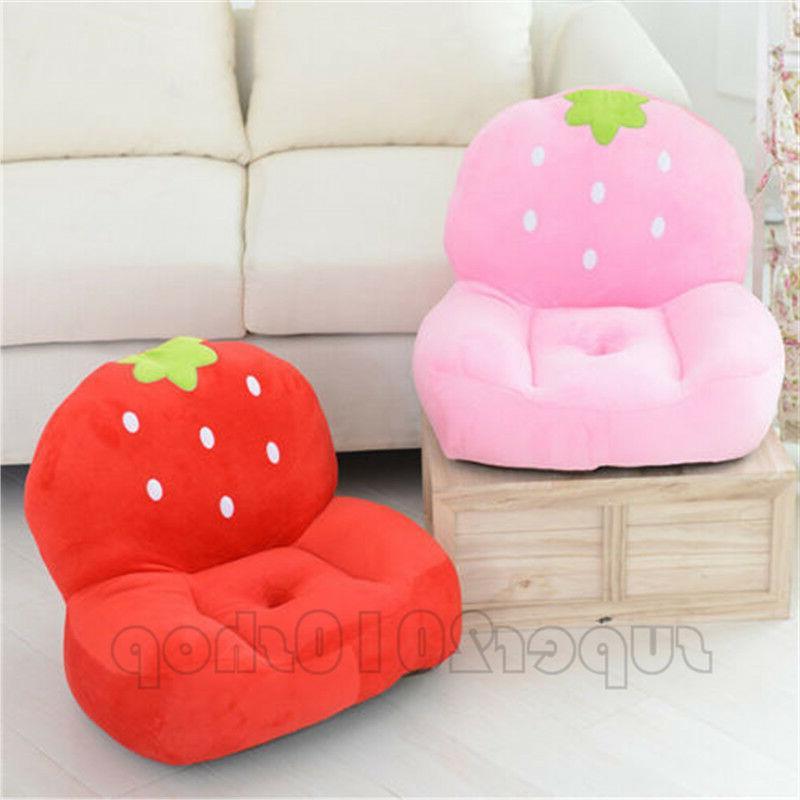 Stylish Strawberry Couch