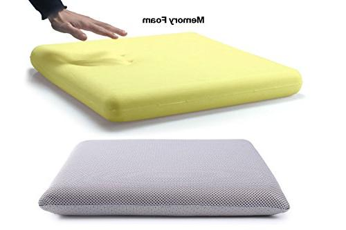 YIHANG Summer CUSHION ANY --Portable for Home and Computer, Couch, Driving, Auto