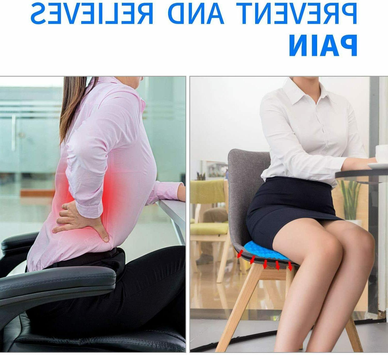 Super Breathable Honeycomb Gel Upgraded Cushion