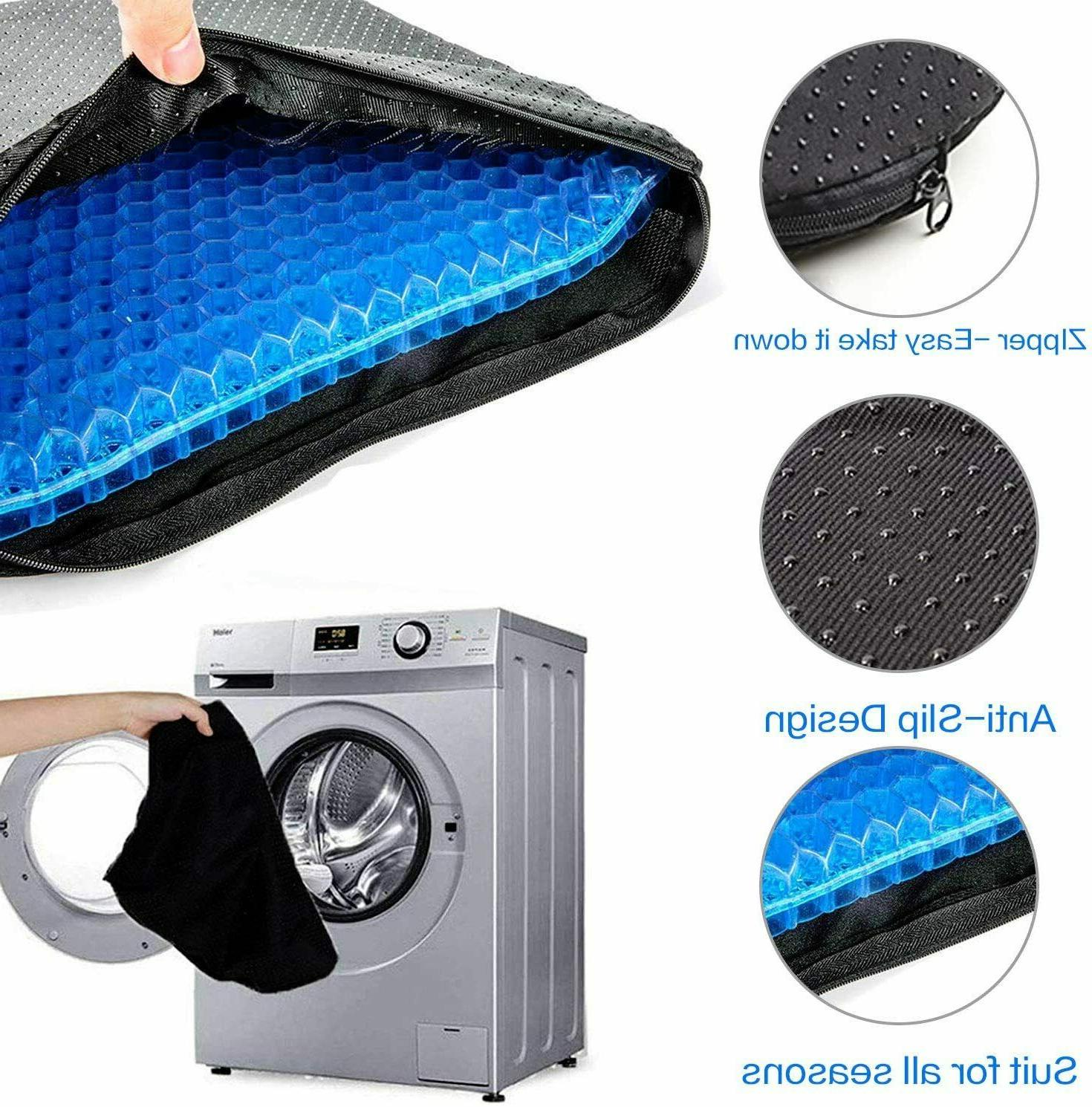 Super Breathable Gel Cushion Relief