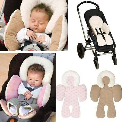 Support Head Baby Stroller Pad