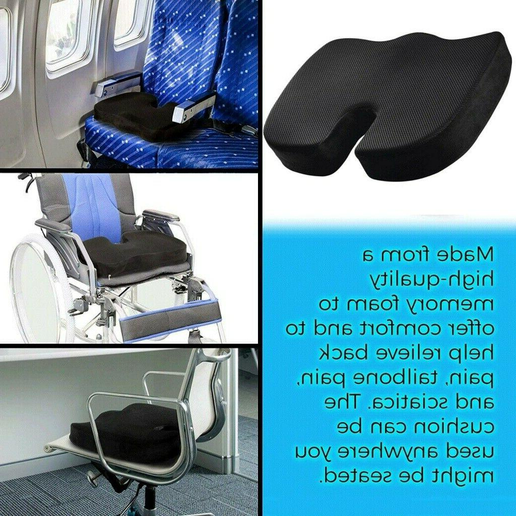 Tailbone Coccyx Pain Seat Office Chair Pillow