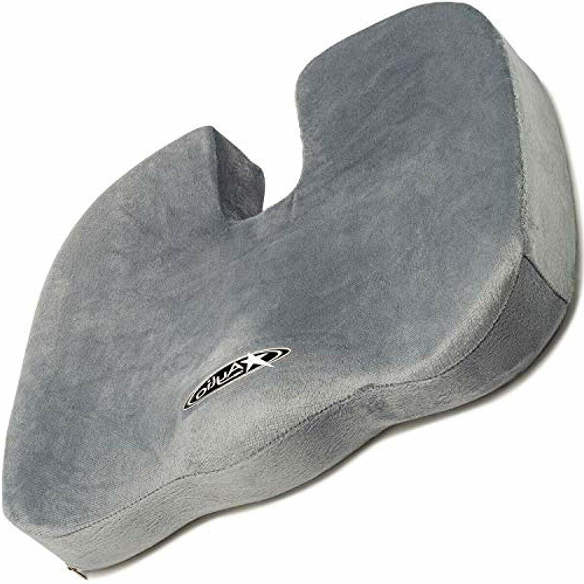 Aylio Extra Comfort Seat Cushion - Tailbone, Coccyx, Sciatic