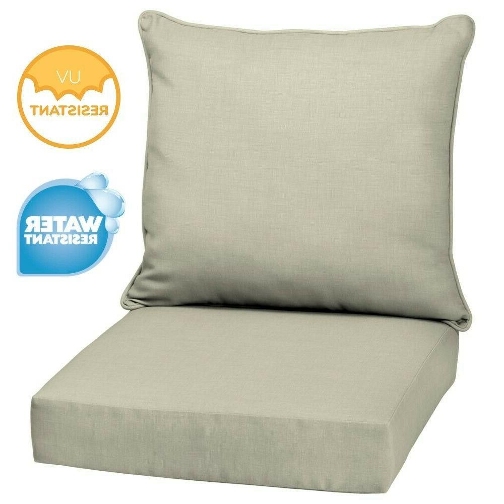tan pad uv resistant porch furniture