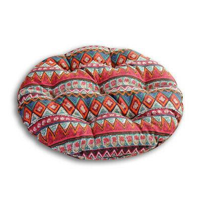 Round Meditation Mat Thicken Pad