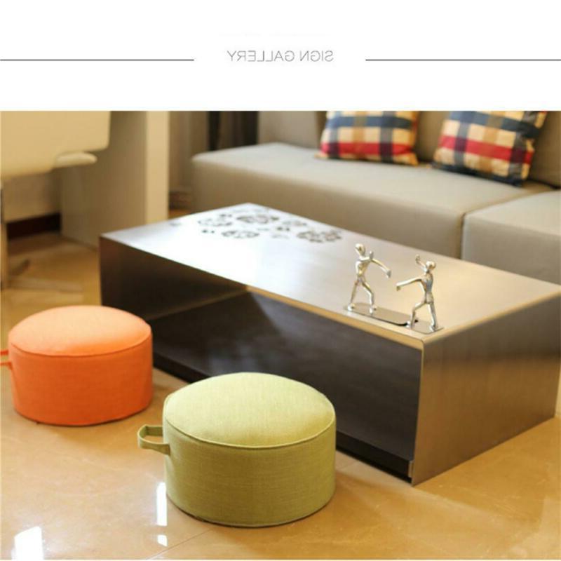 Tatami Seat Linen Meditation Stool
