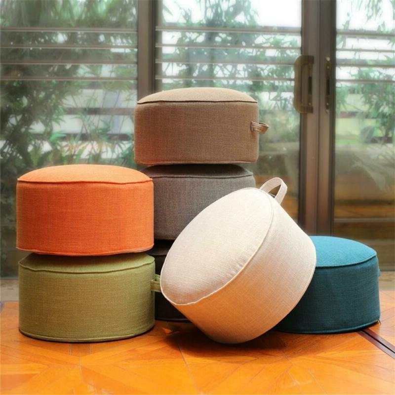Tatami Round Seat Cotton Meditation