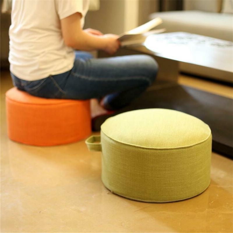 Tatami Seat Cushion Meditation Stool Chair