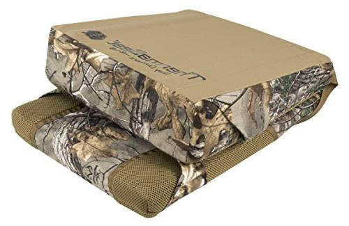 Northeast Products THERM-A-SEAT The Wedge Self-Supporting Cushion, Realtree EDGE