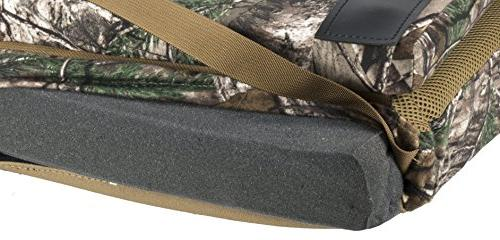 Northeast Products Wedge Self-Supporting Cushion, Realtree