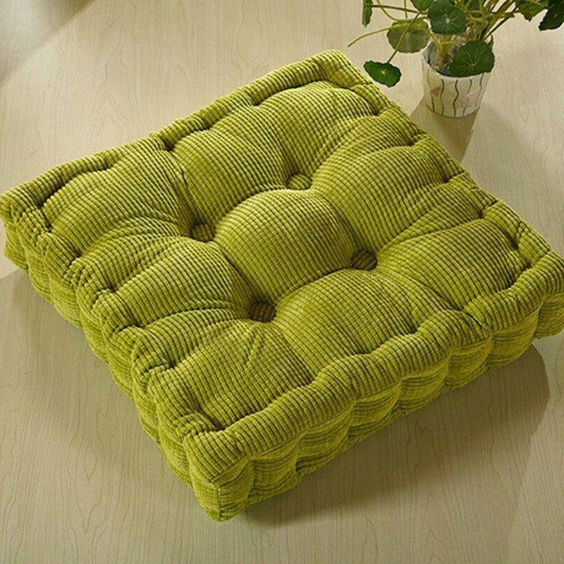 Thick Soft Square Cushion Chair Pad Sofa Chic