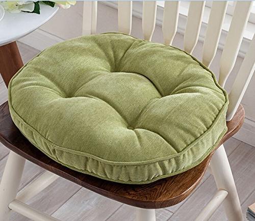 thicken round seat cushions sofa