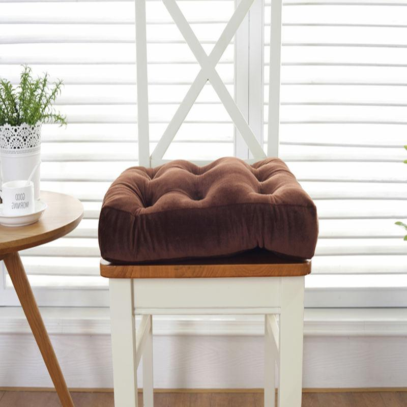Thickening Anti-skid <font><b>Cushion</b></font> Tatami Seat Car Sit <font><b>Cushion</b></font> Throw