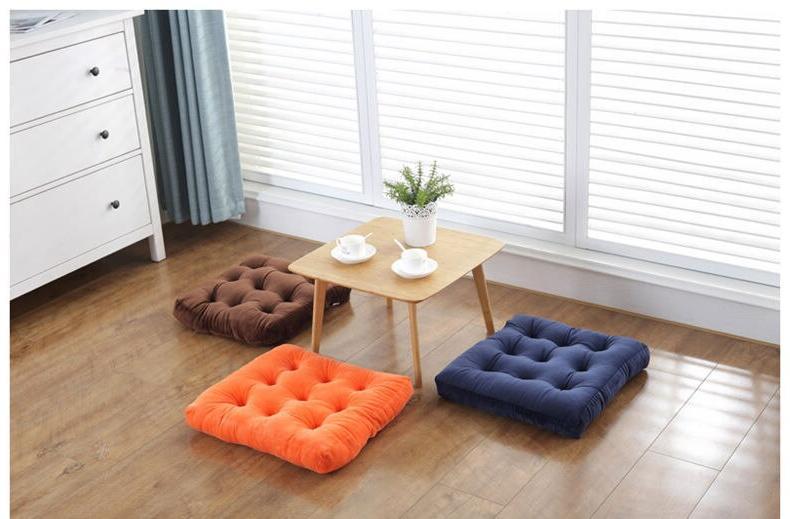 Thickening Anti-skid Cotton <font><b>Cushion</b></font> Soft <font><b>Chair</b></font> <font><b>Cushions</b></font> Car <font><b>Cushion</b></font> Pillow