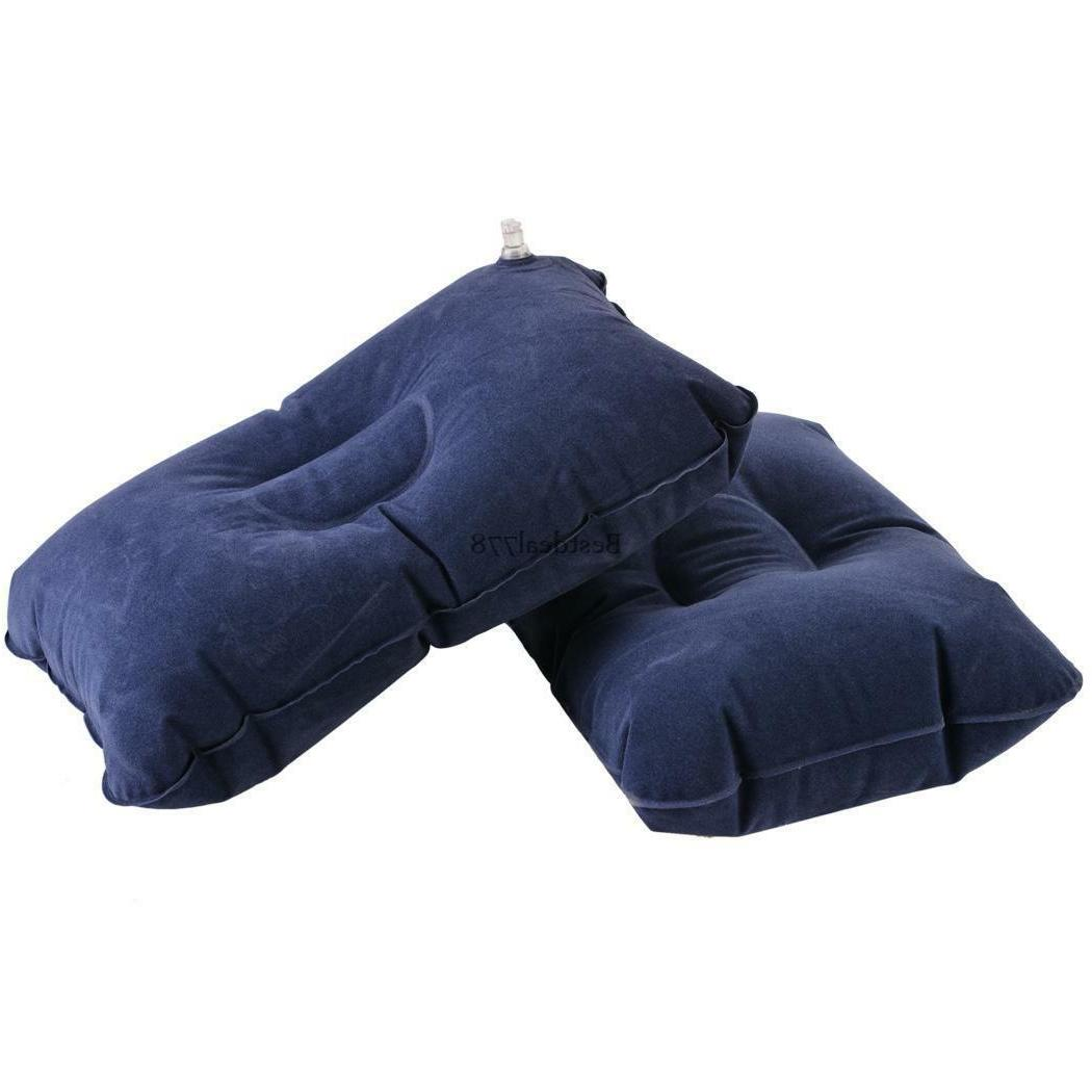 Travel Car Bed Inflatable Seat Pillows
