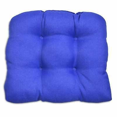 Tufted Seat Cushion