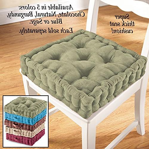 Tufted Boosted and Support - Seating for Carrying Natural