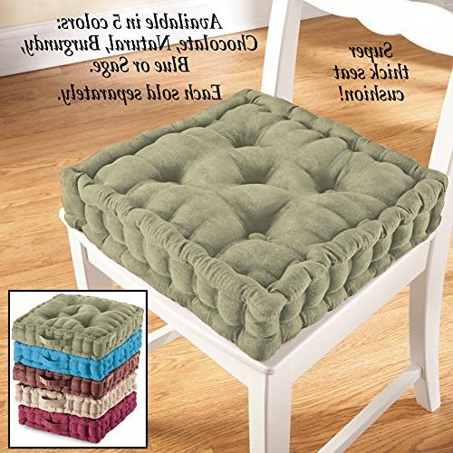 Tufted Boosted and - Plush Seating for with Carrying Handle,