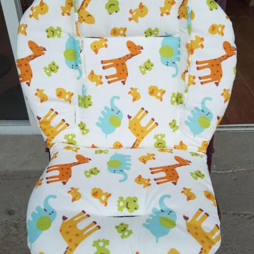 Universal Baby Cotton Pad Liner Chair Seat Cushion Liner Mat