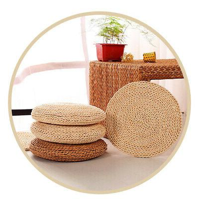 US 16'' Yoga Cushion Pads Pillow Pouf Seat