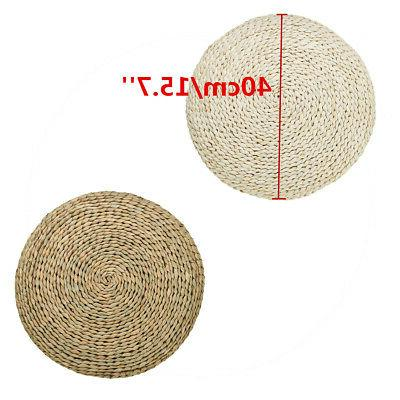 US 16'' Yoga Pads Pillow Pouf